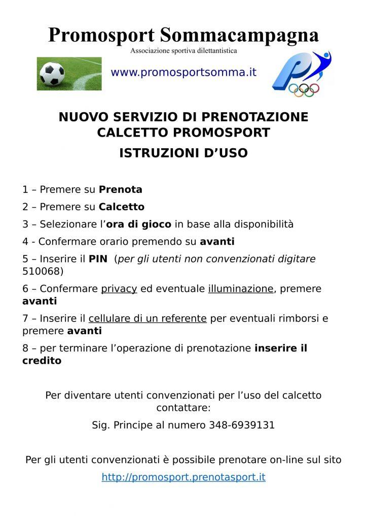 Prenotazione Calcetto-1